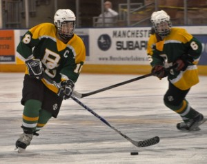 Four BG hockey players on All-State first teams