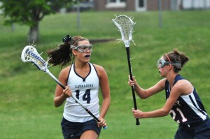 Girls lacrosse pairings released