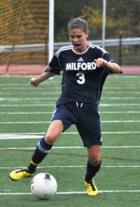 Donavan's late goal gives Milford win