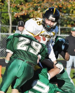 Souhegan gets back on track with win over Pembroke