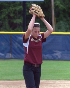 Carbone leads locals on all-state softball teams