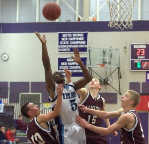 Big third quarter lifts Nashua North basketball past Alvirne