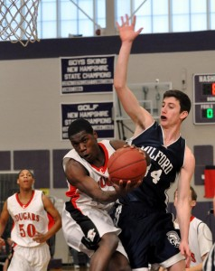 Campbell ends basketball tournament with win over Milford