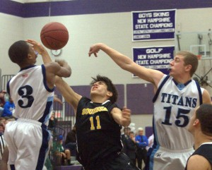 Nashua North basketball adjusts to beat Souhegan