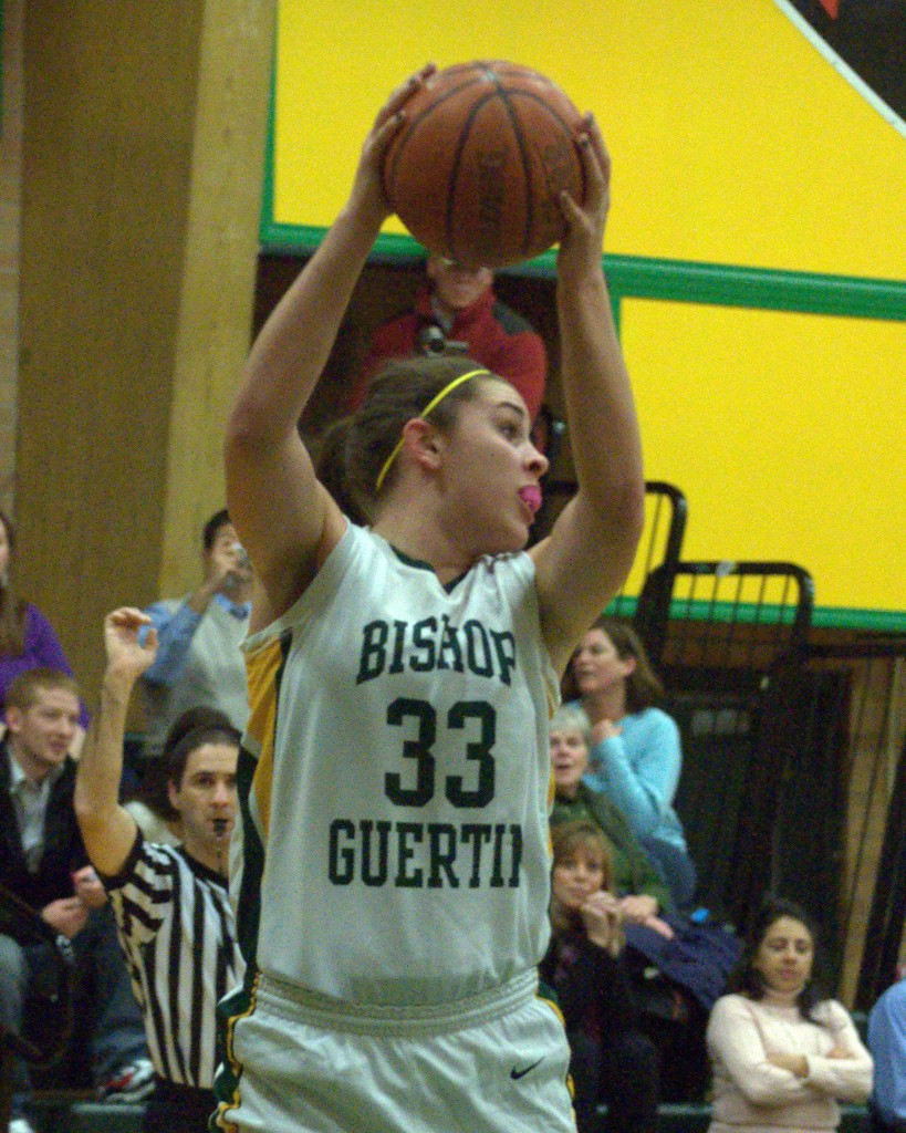 Meghan Green and Bishop Guertin will be the No. 1 seed in the Division I tournament
