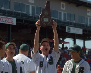 Sunapee rolls past Newmarket to win D4 baseball title