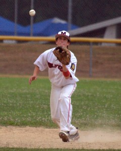 Milford Post 23 jumps on Merrimack Post 98 early to get win