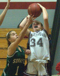 Sunapee girls basketball takes care of Wilton-Lyndeborough