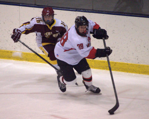 Bedford boys hockey crushes Lebanon