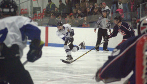 Hollis Brookline hockey beats Laconia-Winnisquam for fourth straight win