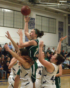 Milford beats Pembroke to advance in D2 girls basketball playoffs