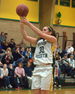 Queen of New Hampshire High School Basketball: Bishop Guertin's Meghan Green