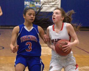 Bedford controls second half to beat Winnacunnet in D1 girls basketball semifinals