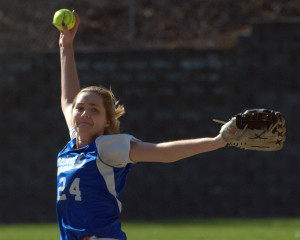 Hennequin pitches Pinkerton softball past Merrimack