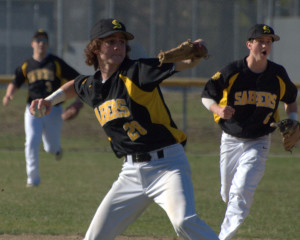 Milford baseball pounds out win over Souhegan