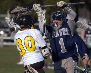 Second-half rally leads Exeter boys lacrosse to win over Souhegan