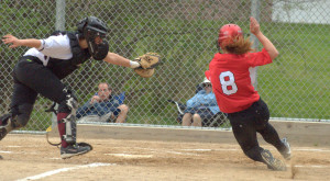 Late rally lifts Bedford softball past Alvirne