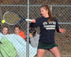Bishop Guertin, Portsmouth, Bow get top seeds in girls tennis playoffs