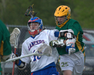Bishop Guertin boys lacrosse knocks off Londonderry