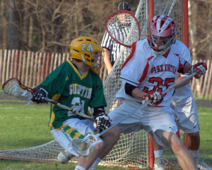 Pinkerton gets top seed in Division I boys lacrosse tournament