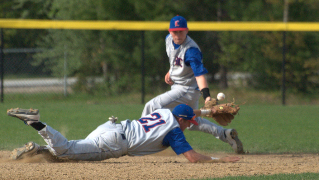Jake Welch, Michael Ryan and the Londonderry baseball team opened the Division I tournament with a win over Nashua South.