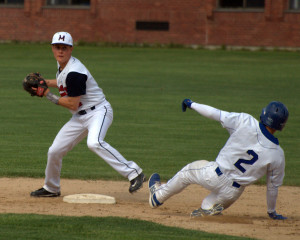 Merrimack baseball holds off Manchester Memorial