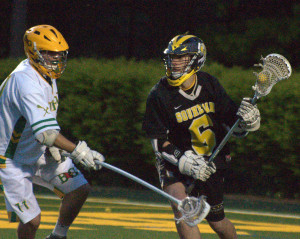 Bishop Guertin boys lacrosse able to hold off Souhegan