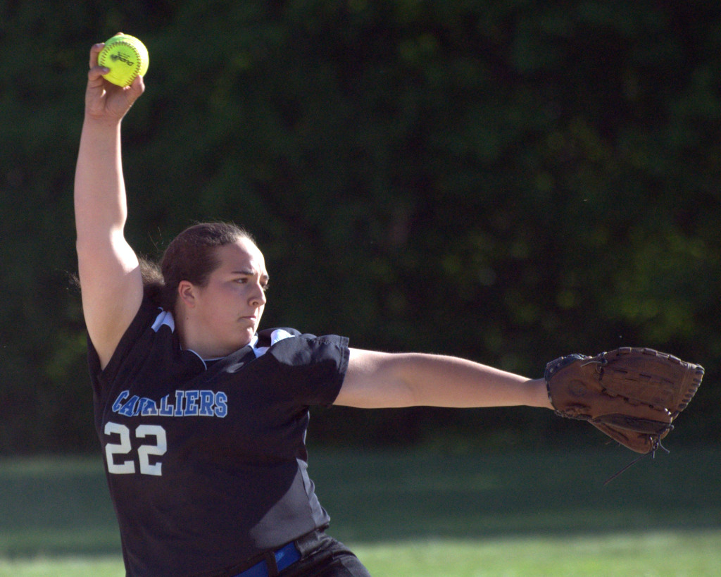 Ashley Skey and Hollis Brookline will take on Con-Val Tuesday in the Division II semifinals.