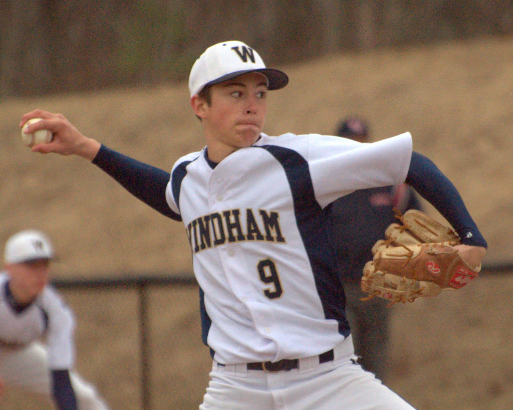 Adam Dolan and the Windham baseball team are in the semifinals for the first time in program history.