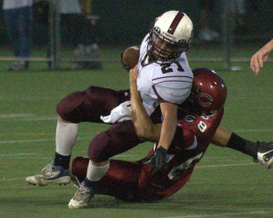 Goffstown football hoping to survive in D1