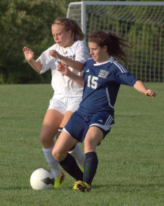 Hollis Brookline girls soccer bounces back with win over Milford