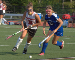 Merrimack field hockey takes advantage of opportunities to beat Bedford