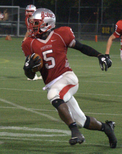 Latimore poised for big season for Pinkerton football