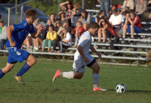 Boys soccer playoffs get underway