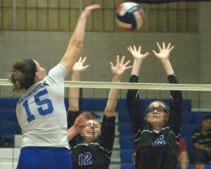 Around the Granite State: Merrimack girls volleyball rallies for win over Hollis Brookline