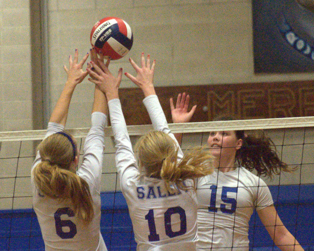 Playoff roundup: Girls volleyball quarterfinals