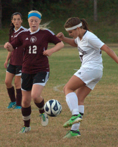 Derryfield girls soccer holds off Wilton-Lyndeborough