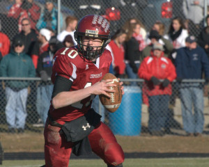 Concord rolls over Pinkerton to win D1 football championship