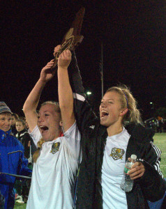 Souhegan girls soccer beats Pembroke to win D2 championship