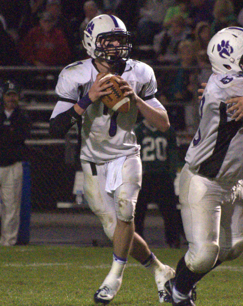Nashua South's Trevor Knight was named the New Hampshire Gatorade Player of the Year.