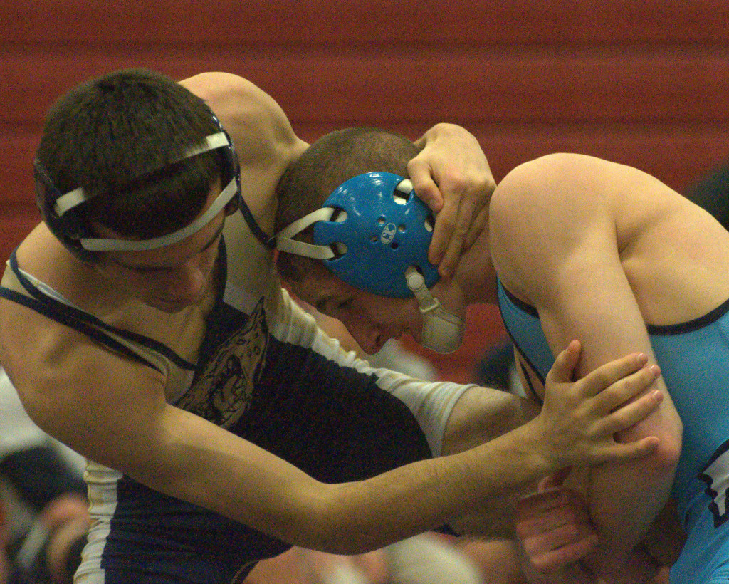 Marcel Laplante has already had a solid season for the Nashua North wrestling team, including winning his weight class at the Lowell (Mass.) Holiday Tournament.