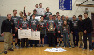 Watch It: Division II wrestling championship