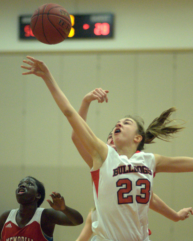 Ali Glennon and Bedford are looking to win back-to-back championships.