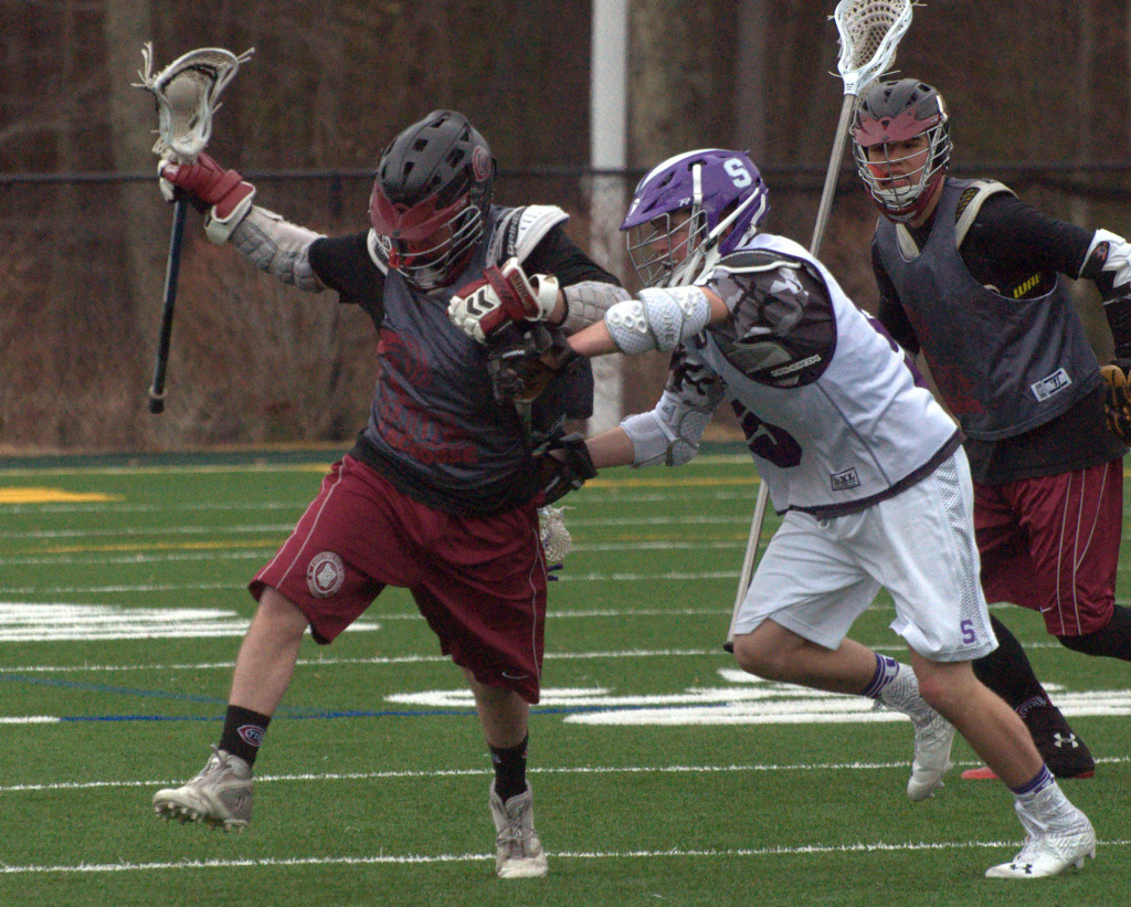 Concord played three scrimmages on Saturday against Goffstown, Essex (Vt.) and Nashua South.