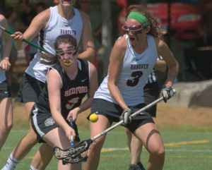 Bedford girls lacrosse slips past Hanover to reach D2 final for first time