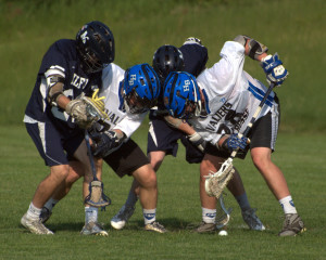 Results from the opening rounds of the boys lacrosse playoffs