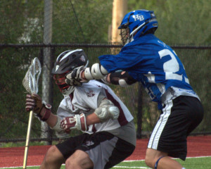 Everything came together in playoffs for Hollis Brookline boys lacrosse