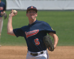 Glendye pitches Hudson Post 48 past Sweeney Post 2