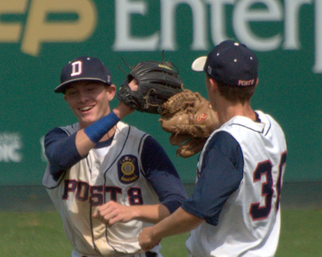 The Dover Post 8 baseball team saw its season come to end last week in regional play.