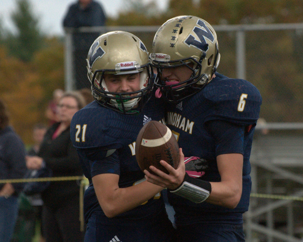 Windham could be celebrating a spot in the South Conference final if it beats Milford on Friday.